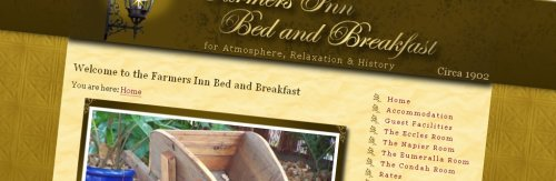 The Farmers Inn Bed and Breakfast