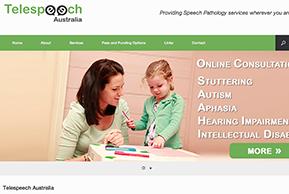 Telespeech Australia | Online Speech Services
