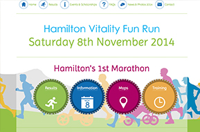 Hamilton Vitality Fun Run