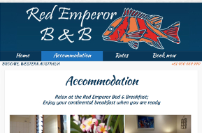 Red Emperor Bed & Breakfast