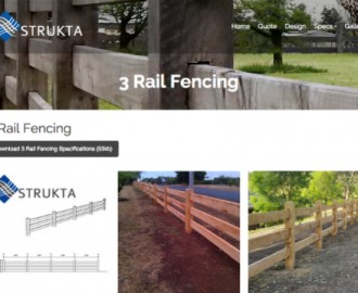 Strukta Fencing - Post and Rail Specialists